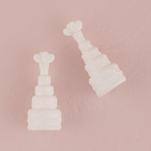 Mini Wedding Cake Bubbles
