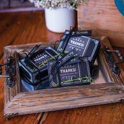 Chalkboard Favor Boxes