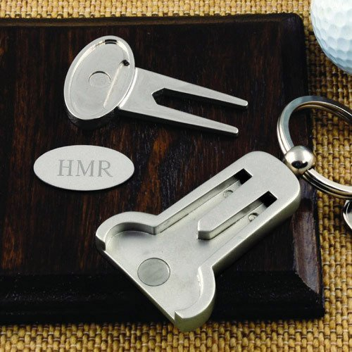 Personalized Golf Tools Set