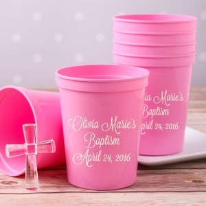 Personalized Party Stadium Cups