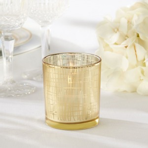 Stripe Tea Light Holder