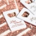 Personalized Lost Count Birthday Credit Card Bottle Opener Favors
