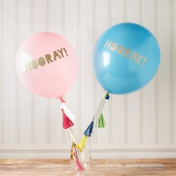 Birthday Balloon Wand Kit