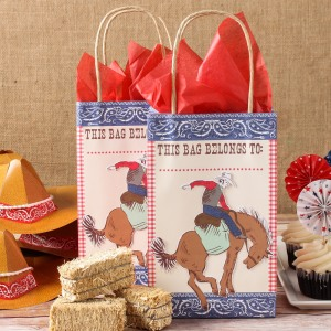 Rodeo Party Bags