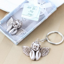 Cherub Key Chain Favor