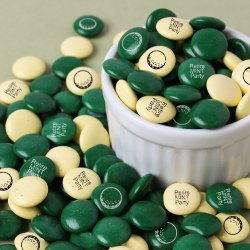 Personalized Party Mint Chocolate Candy