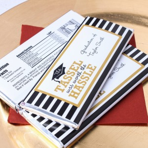 Personalized Party Hershey's Chocolate Bars