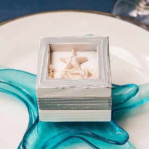 Beach Theme Favor Boxes