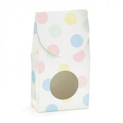 Pastel Dot Favor Bags