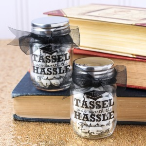 Personalized Printed Party Mini Mason Jars