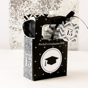 Personalized Graduation Favor Box