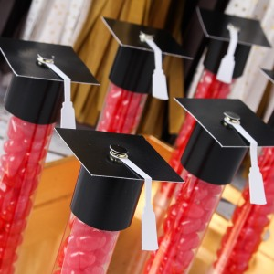 Graduation Cap Toppers