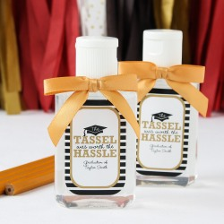 Personalized Graduation Hand Sanitizer