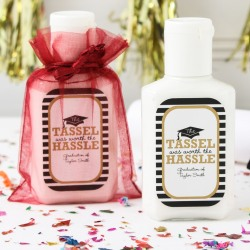 Personalized Graduation Hand Lotion