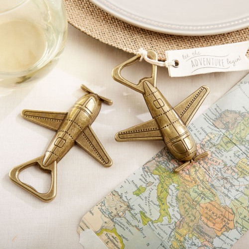 Airplane Bottle Opener