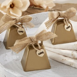 Mini Cowbell Kissing Bells