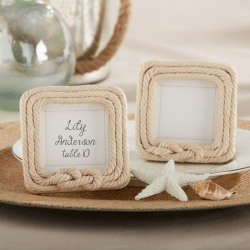 Rope Place Card Holder/Photo Frame