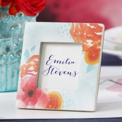 Botanical Place Card Holder/Photo Frame