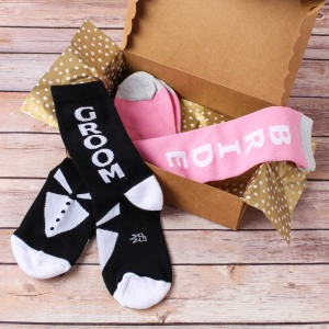 Wedding Party Socks