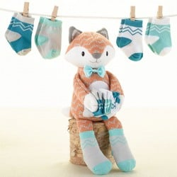 Fox in Socks Gift Set