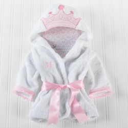 Personalized Little Princess Bath Robe