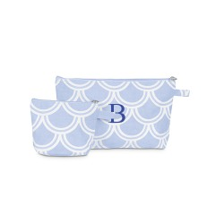 Personalized Harbor Bae Zipper Bag Set