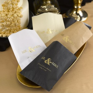 Personalized Foil Treat Bags