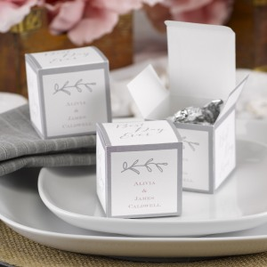 Personalized Themed Favor Boxes