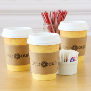 Custom Photo Coffee Sleeves