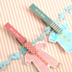 Personalized Clothespins