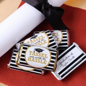 Personalized Graduation Hershey's Miniatures
