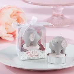 Little Elephant Candle Favor