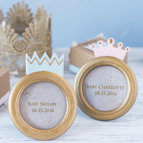 Little Prince/Princess Photo Frame Baby Shower Favors