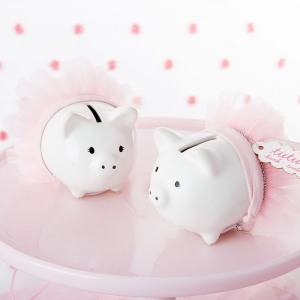 Tutu Ceramic Mini Piggy Bank