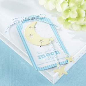 To the Moon and Back Bookmark