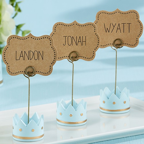 Prince Place Card Holders