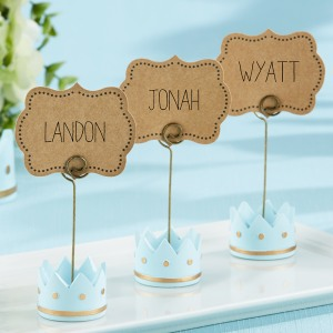 Little Prince/Princess Place Card Holders