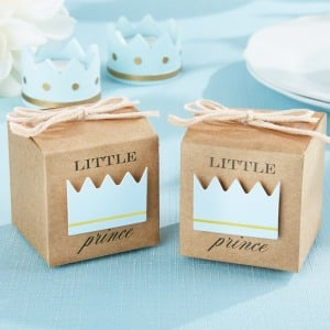 Little Prince/Princess Kraft Favor Boxes