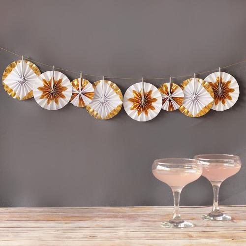 Mini Pinwheel Decorations