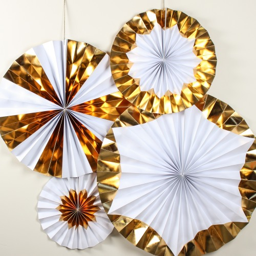 Giant Pinwheel Decorations