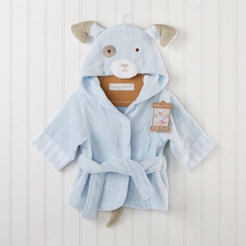 Non-personalized ersonalized Puppy Bath Robe