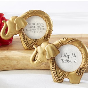 Lucky Golden Elephant Frame