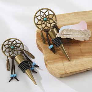 Dreamcatcher Bottle Stopper