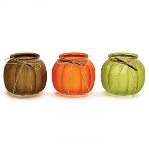 Pumpkin Vases