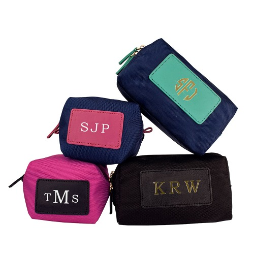 Personalized Nylon Makeup Pouch