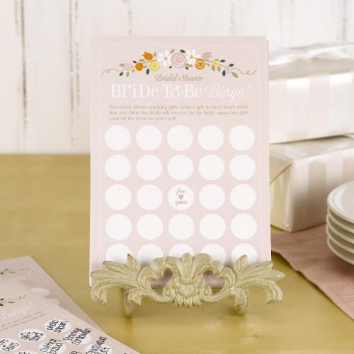 Bride-to-Be Bingo Game