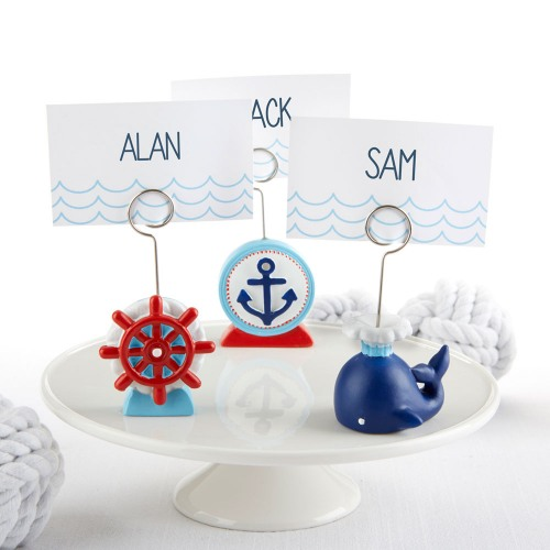 Nautical Place Card Holders