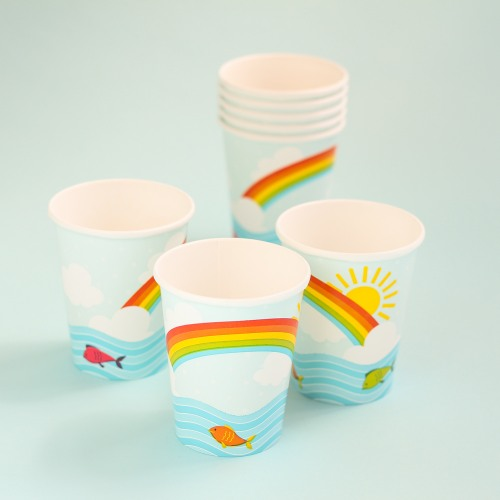 Noah's Ark Party Cups