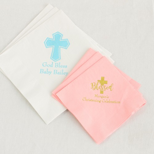 Personalized Exclusive Party Napkins