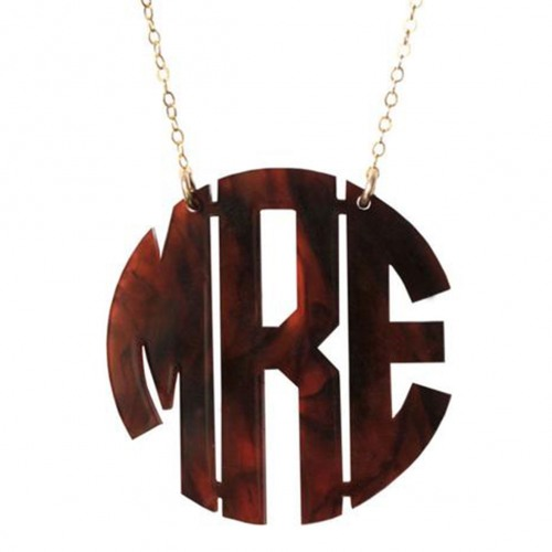 Nice Block Necklace